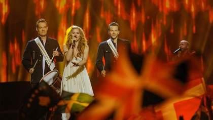 """""""Євробачення-2013"""": як розділили між собою місця усі фіналісти конкурсу"""