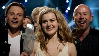 """Еммелі де Форест поділилась враженнями після перемоги на """"Євробаченні"""" (Фото. Відео)"""