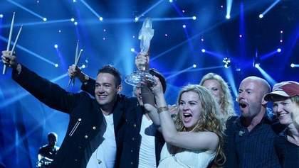 """Кого выбирала Европа: Пятерка лидеров """"Евровидения-2013"""" (Видео)"""
