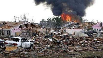 Торнадо в США. LIVE: Стихия мощнее взрыва бомбы над Хиросимой в 8 раз (ВИДЕО)