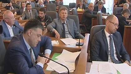 Регіонали та опозиція писатимуть спільний законопроект про вибори