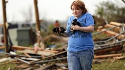 Трагічний торнадо в Оклахомі: Фотоогляд