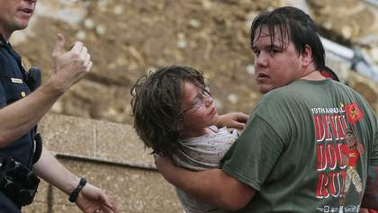 В Оклахоме пока спасли 101 человека