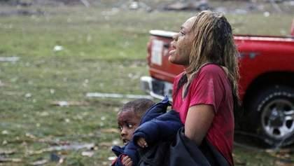 7 детей погибли во время торнадо, потому что скрывались от непогоды в подвале