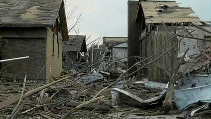 Торнадо в Оклахомі мав максимальну силу