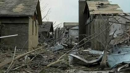Торнадо в Оклахоме имел максимальную силу