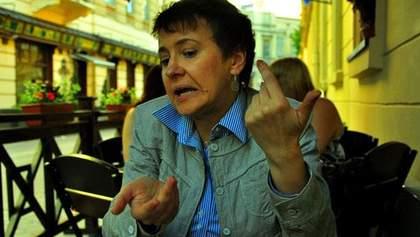 Оксана Забужко: УССР Украиной не стала. Ее еще делать и делать