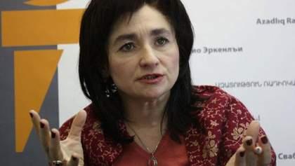Матиос говорит, что Людмила Янукович нуждается в общении