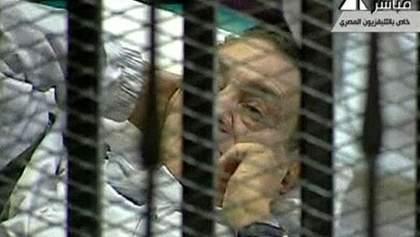 Сьогодні судитимуть колишнього президента Єгипту