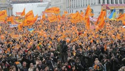 Тимошенко планирует выполнить с Яценюком обещания Майдана (Видео)