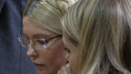 Доньку Тимошенко таки пустили до мами