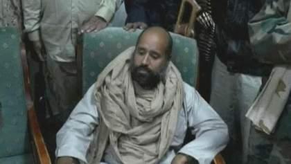 Суд над сином Каддафі розпочнеться у серпні