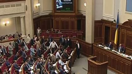 Підсумки тижня: Нардепи так і не домовились про перевибори у 5 проблемних округах