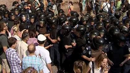 Підсумки тижня: Опозиція штурмом взяла Київраду