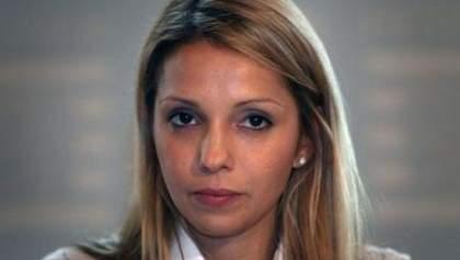 Женя Тимошенко на три дні приїхала до мами