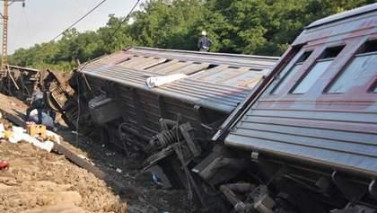 В Іспанії сталася велика аварія на залізниці, десятки жертв