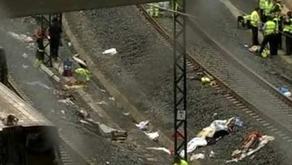 Машиніст поїзда, який зазнав аварії в Іспанії, зізнався у перевищенні швидкості