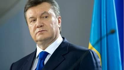 Янукович выразил соболезнования в связи с катастрофой в Испании