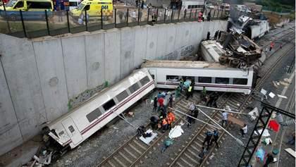 У мережі з'явилося відео кривавої аварії в Іспанії