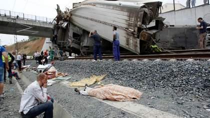 В Испании растет число пострадавших: 36 человек в критическом состоянии