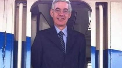 Машинист испанского поезда, разбившегося накануне. хочет умереть