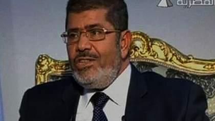 Екс-президента Єгипту звинуватили у шпигунстві