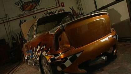 Эксклюзивный тюнинг Opel Astra. Часть 2