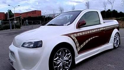 Эксклюзивный тюнинг Opel Astra. Часть 3