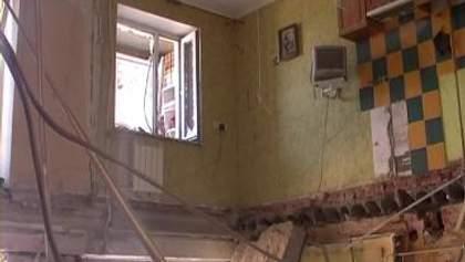 Судьба еще одного жителя луганского дома остается неизвестной