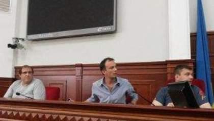 """""""Батьківщина"""" відмовилася від зустрічі з секретарем Київради через арешт активістів"""