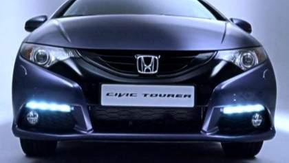 В армії практичних автомобілів поповнення: Honda Civic Tourer та Seat Leon ST