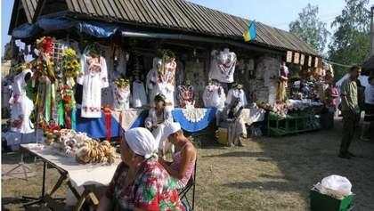 Как на Сорочинской ярмарке праздновали День Независимости