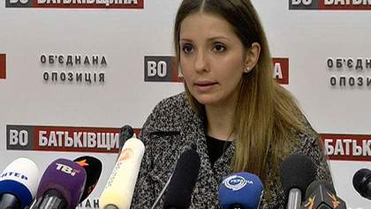 Мамі не пропонували лікування в Німеччині, - Євгенія Тимошенко