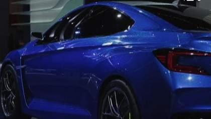 Обновленные концепты от компаний Subaru и Opel