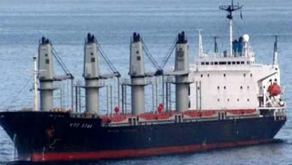Украинские моряки судна Sky Star вернулись из Камеруна домой