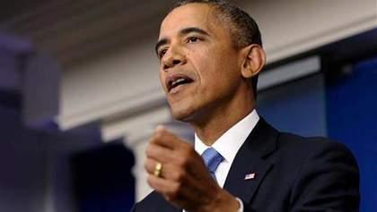 Обама отказался вести переговоры о ликвидации коллапса