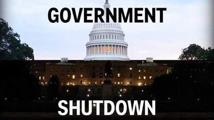 """Что означает """"правительственный коллапс"""" в США?"""