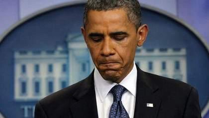 Обама отказался от турне по Юго-Восточной Азии