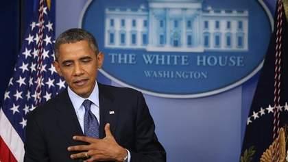 Обама подписал документ, который поставил конец кризису