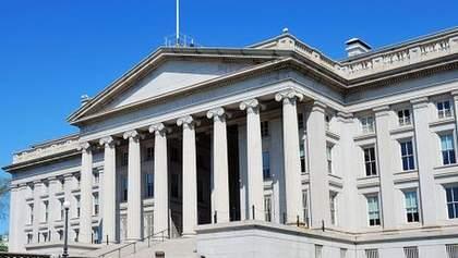 Госдолг США увеличился на 328 млрд долларов за один день