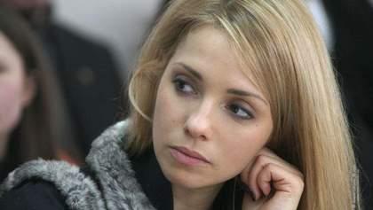 Дочка Тимошенко чекає в Раді на початок вечірнього засідання