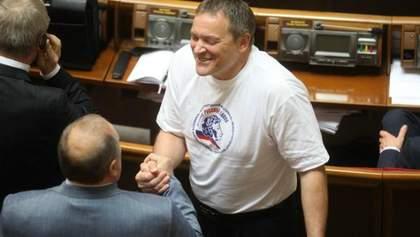 Суд відмовився забирати мандат у Колесніченка