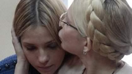 Тимошенко разрешили увидится с дочерью