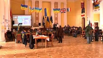 Євромайданівці завтра пікетуватимуть сесію Київради