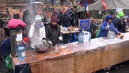 Активісти Євромайдану погрожують привезти сміття під столичне управління ДАІ