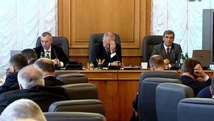 Сегодня на согласительном совете будут определяться с бюджетом-2014