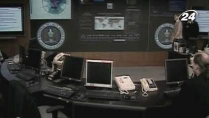 АНБ стежить за комп'ютерами у цілому світі, - New York Times