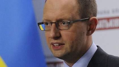 Завтра продовжаться переговори щодо скасування законів і відставки Кабміну, - Яценюк