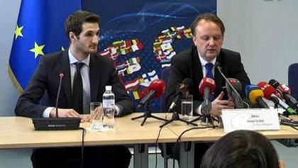 Представники ЄС скасували зустрічі з українськими урядовцями