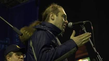 Мирошниченко предложил принести Макеенко мусор с Майдана